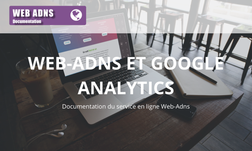 web-adns et google analytics